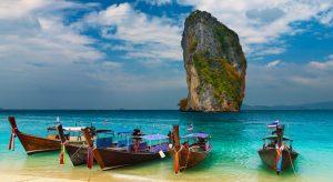 Mochileros en TAILANDIA