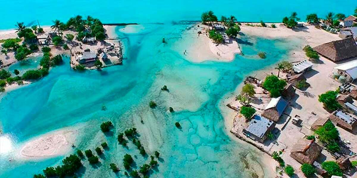 Kiribati uno de los paises del mundo