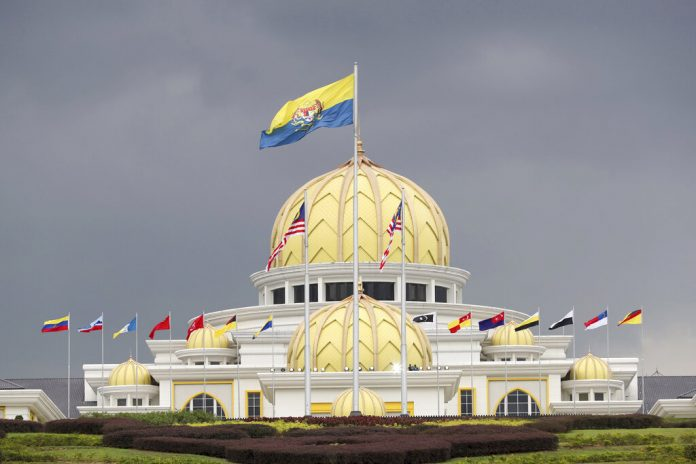 Palacio de Istana Negara