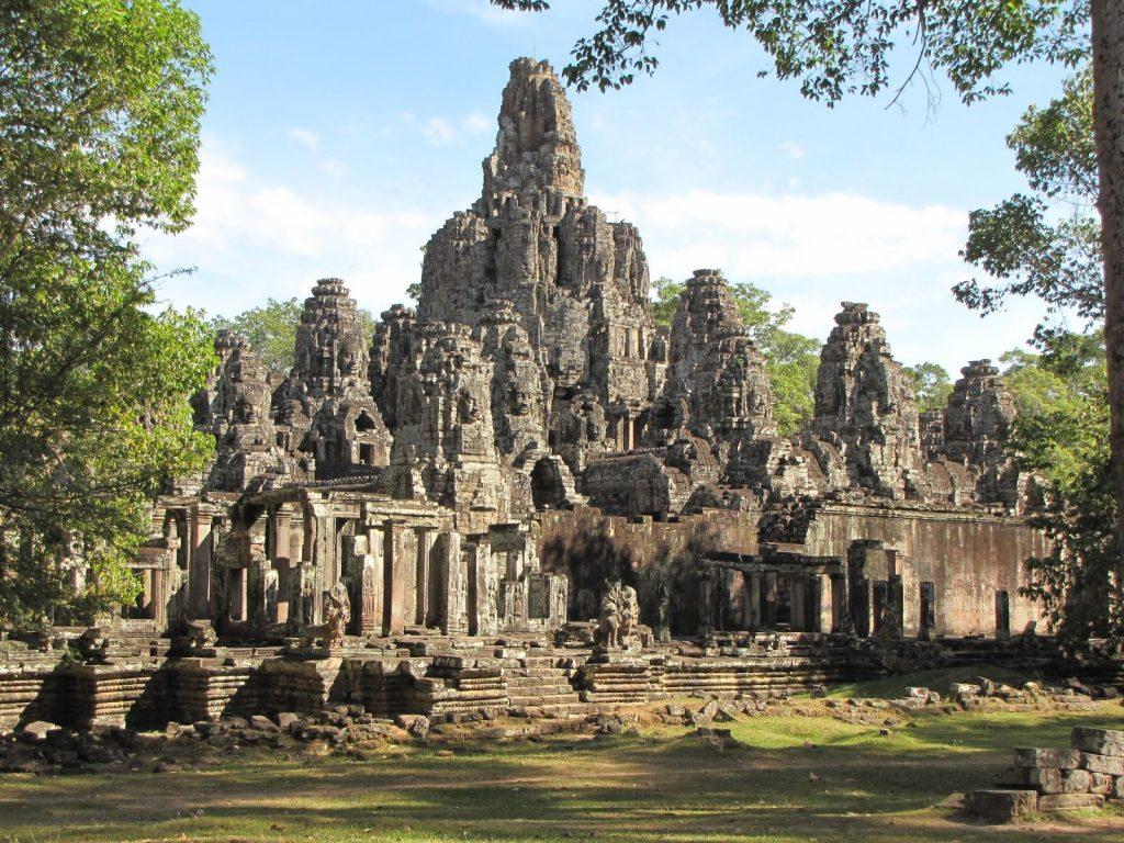 Templo de Bayon Angkor