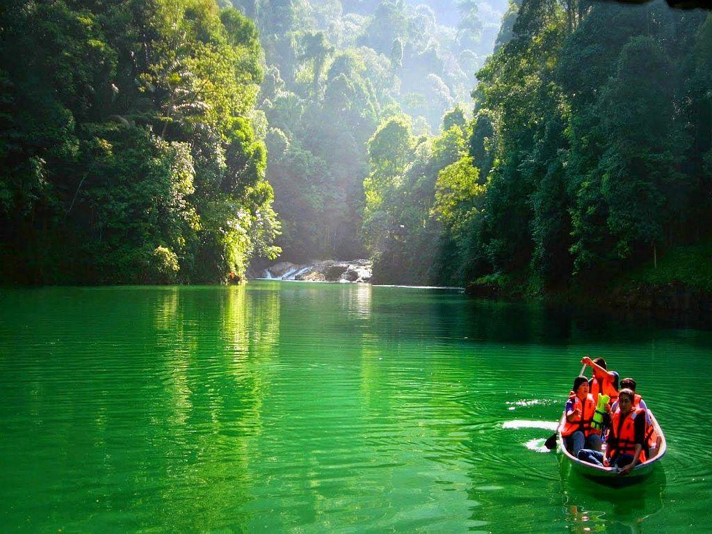 lago Kenyir