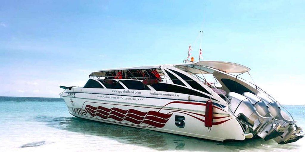 speedboat koh lipe