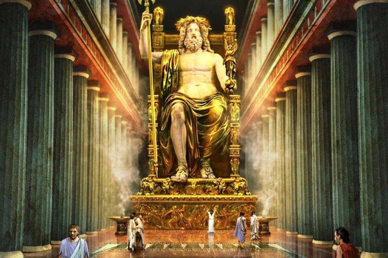 Estatua de Zeus