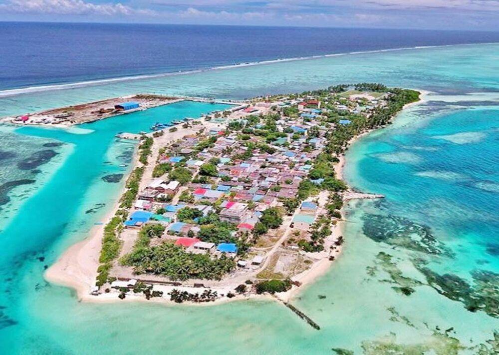 maldivas Dhiffushi